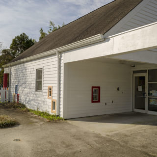 Dedicated in 1992, the 6,500 sq ft facility was carefully designed as a child care facility.