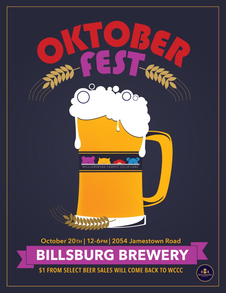 Oktober Fest info flyer